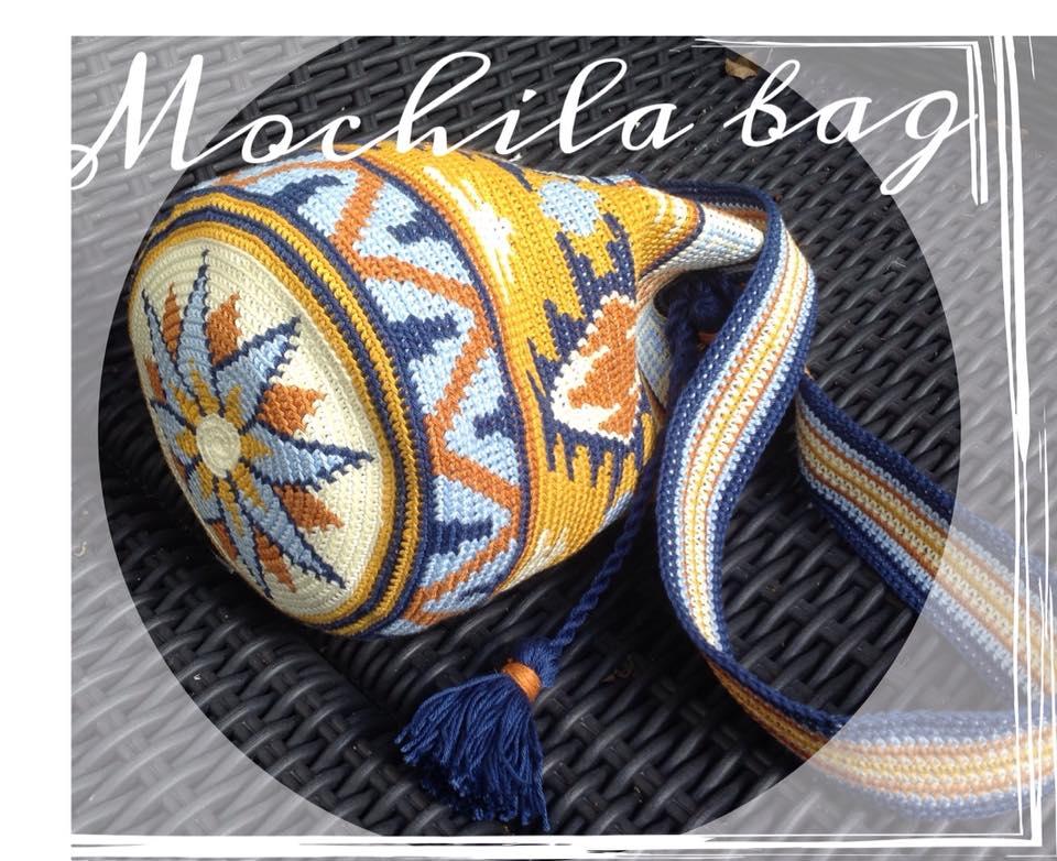 Wolcafé Workshop Mochilla Tas Tapestry Haken