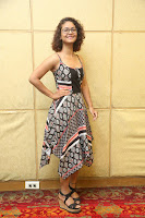 Actress Aditi Myakal Looks gorgeous in Sleeveless Deep Neck Top at Ami Tumi success meet ~  Exclusive 035.JPG