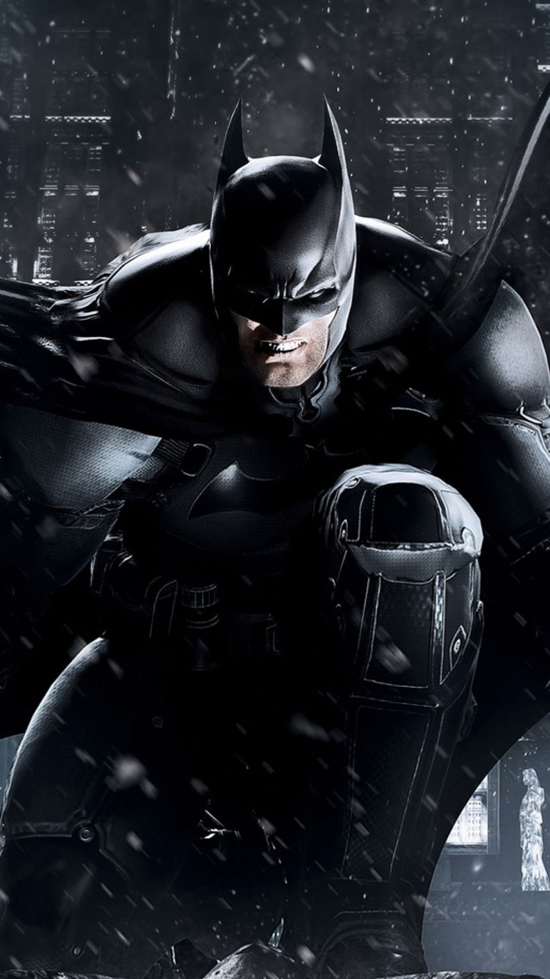 click here to download 768x1366 pixel batman arkham origins game android best wallpaper