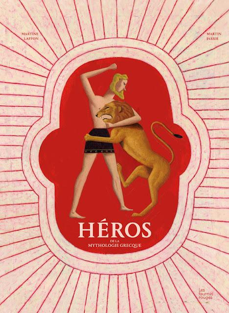 héros de la mythologie grecque martin jarrie