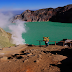 Ijen Morning Tour | Cheap Price Ijen Crater Tour In The Morning Day