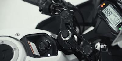 Teknologi Keyless pada Sepeda Motor