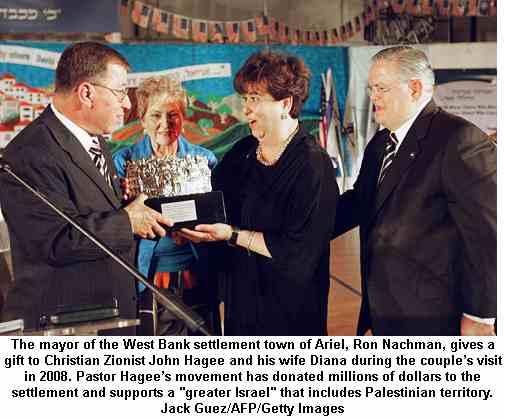 Tony Greenstein Blog: Tony Greenstein's Blog: Christians For Israel