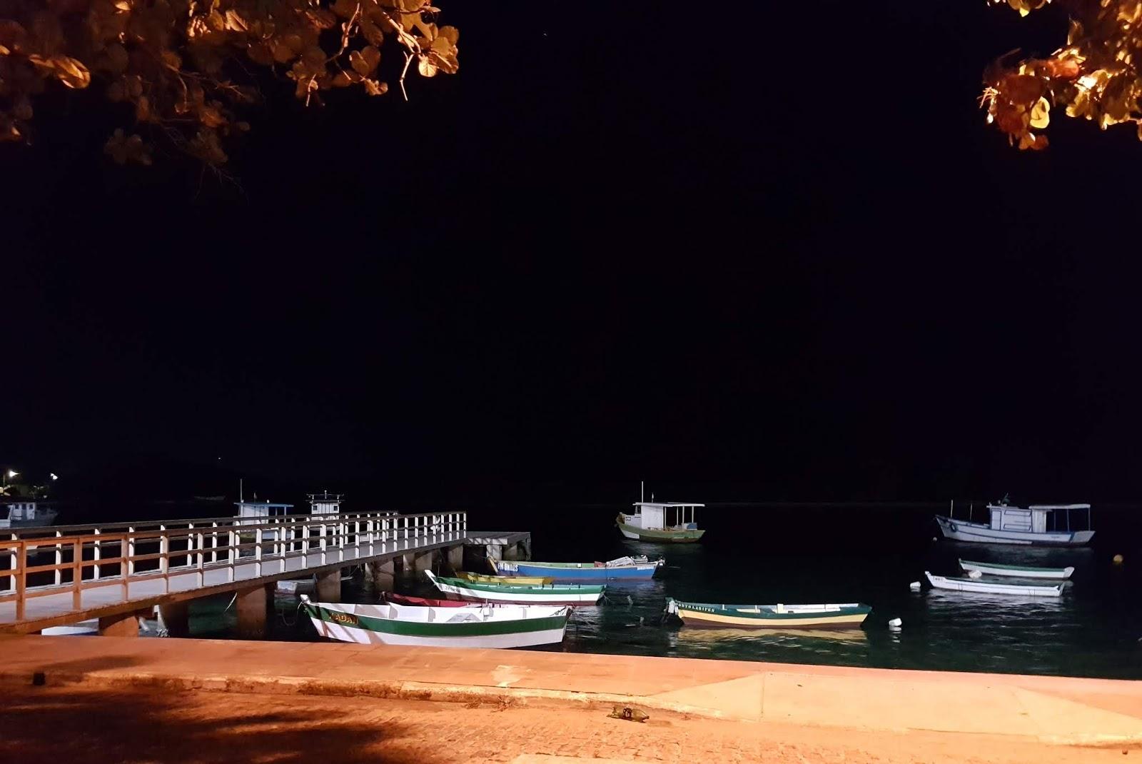 Noite no Bairro da Passagem,Cabo Frio,RJ.