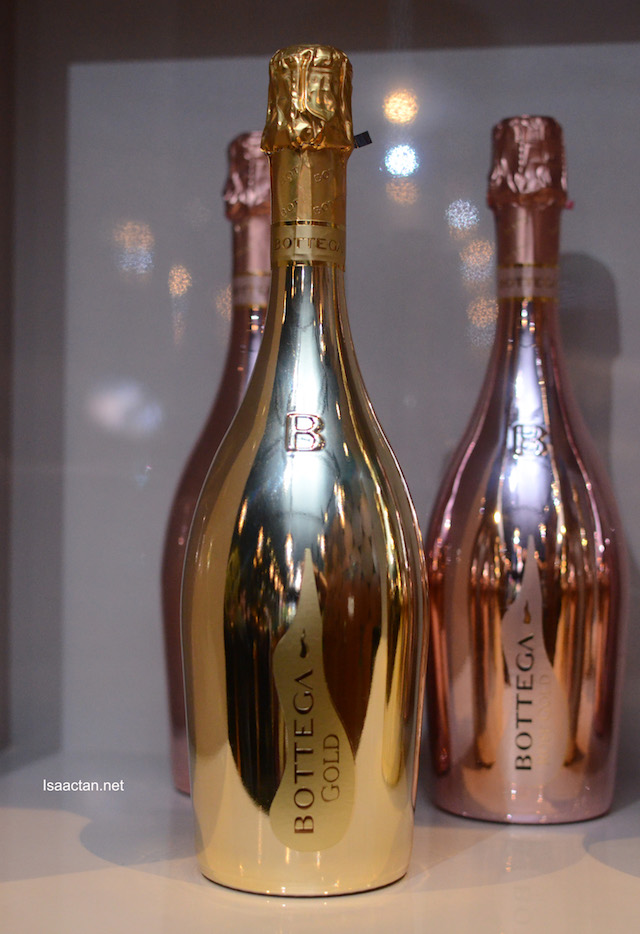 I wouldn't mind a bottle or two of these babies