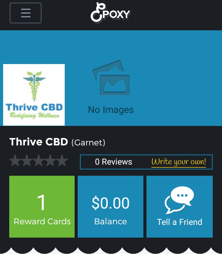 Stocks on The Move: Epoxy Loyalty Rewards Card App For CBD/MMJ ...