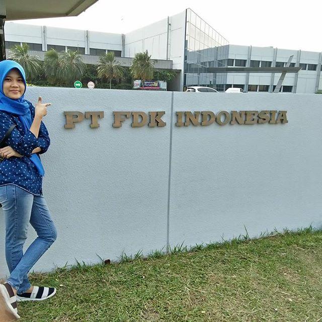 Lowongan Kerja PT.FDK Manufacturing Indonesia
