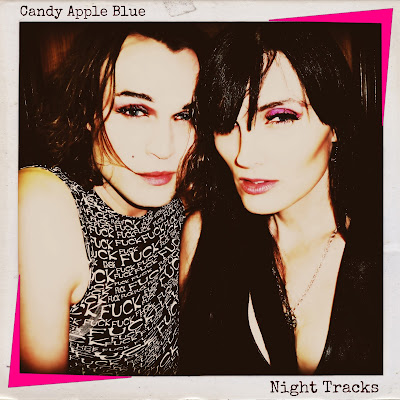 Candy Apple Blue Night Tracks
