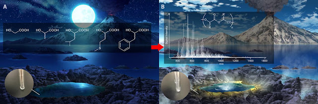 Study reveals simple chemical process that may have led to the origin of life on Earth
