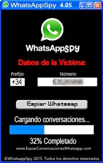 Whatsapp espiando