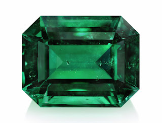 May's birthstone, emerald, is very similar to March's aquamarine.