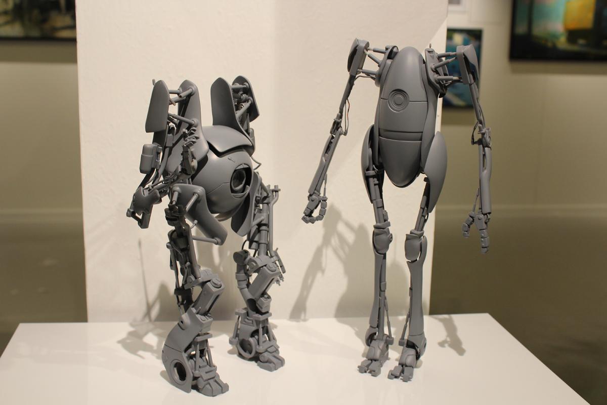 Fruitless Pursuits: ThreeA Toys Showcase Portal Robots and ...