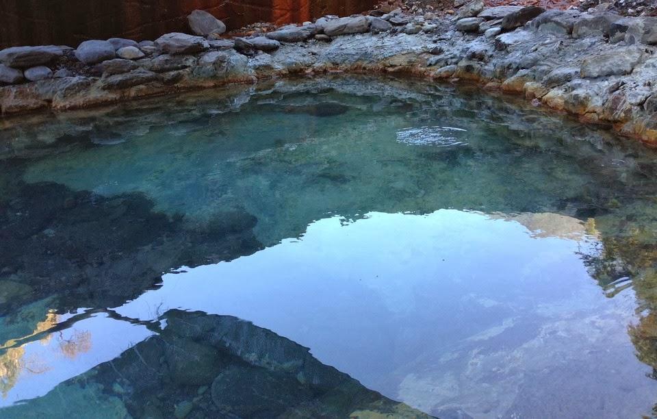 大老鷹的天空: 南橫 - 玉穗野溪溫泉