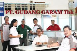 Lowongan Kerja PT. GUDANG GARAM Tbk. - Terbaru 2018