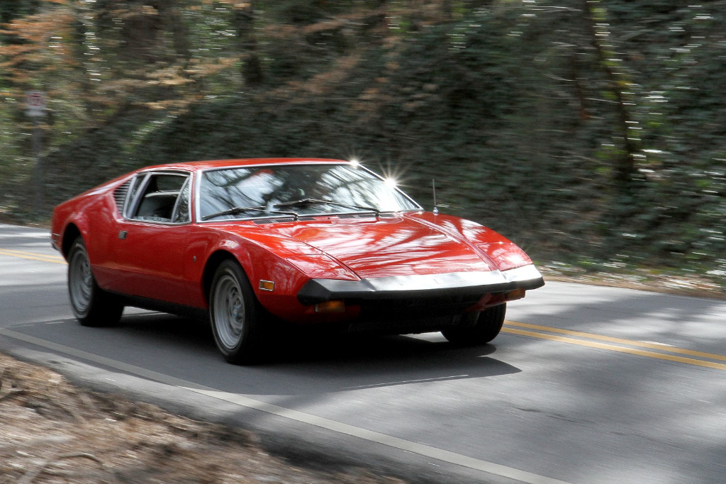DeTomaso Pantera 1974 Model in Red - Beautiful With ...