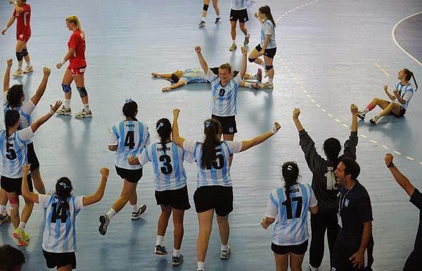 Handball femenino Argentina | Mundo Handball
