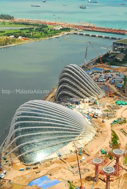 Singapore Flower Dome