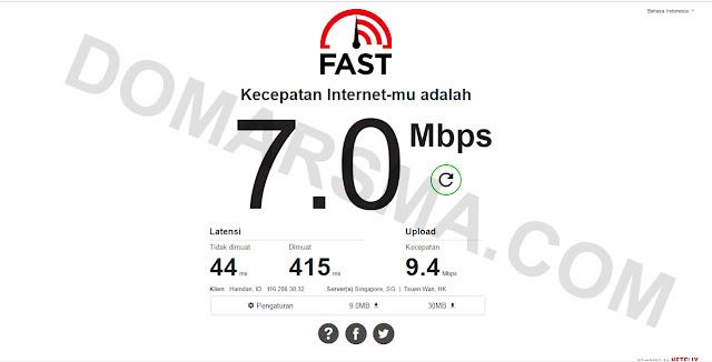 Cara Menge-cek Kecepatan Internet: Android dan PC