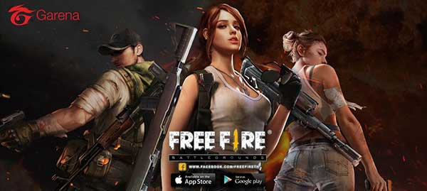 تحميل لعبه Garena Free Fire Full Apk + Mod + Data مهكره اخر اصدار