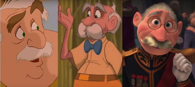 Teoria bajek Disneya