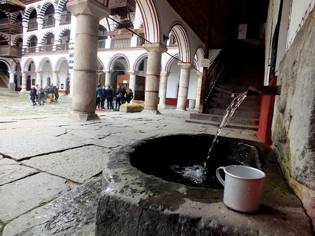Fuente del Monasterio de Rila