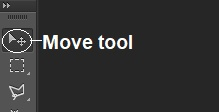 move tool photoshop