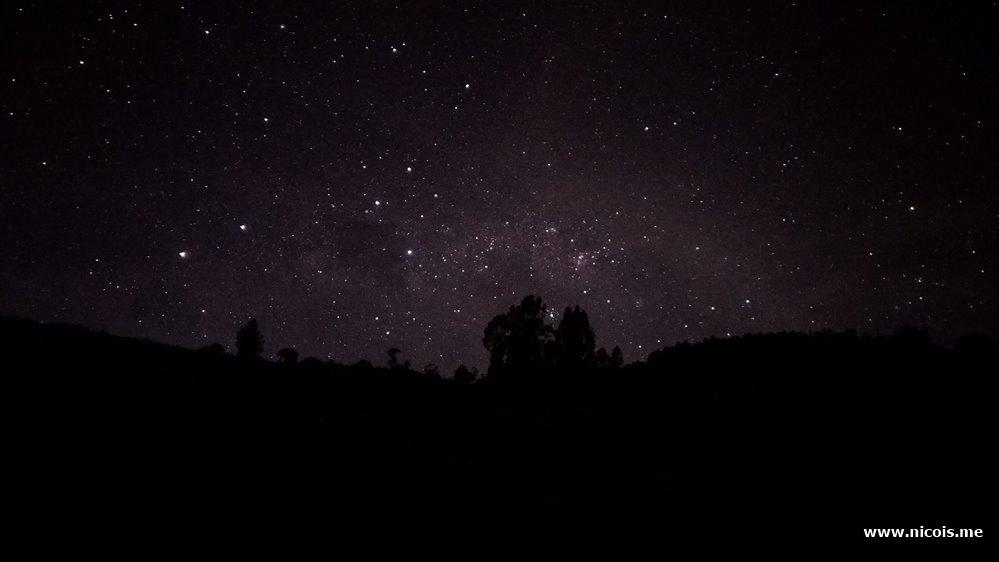 Gambar Bintang Di Langit Malam Hari