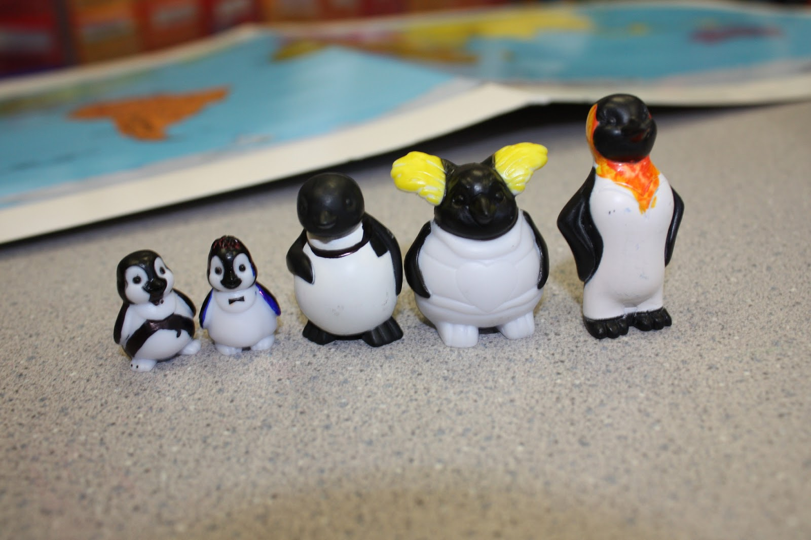 Kindergarten And Kate Spade The Penguin Plunge