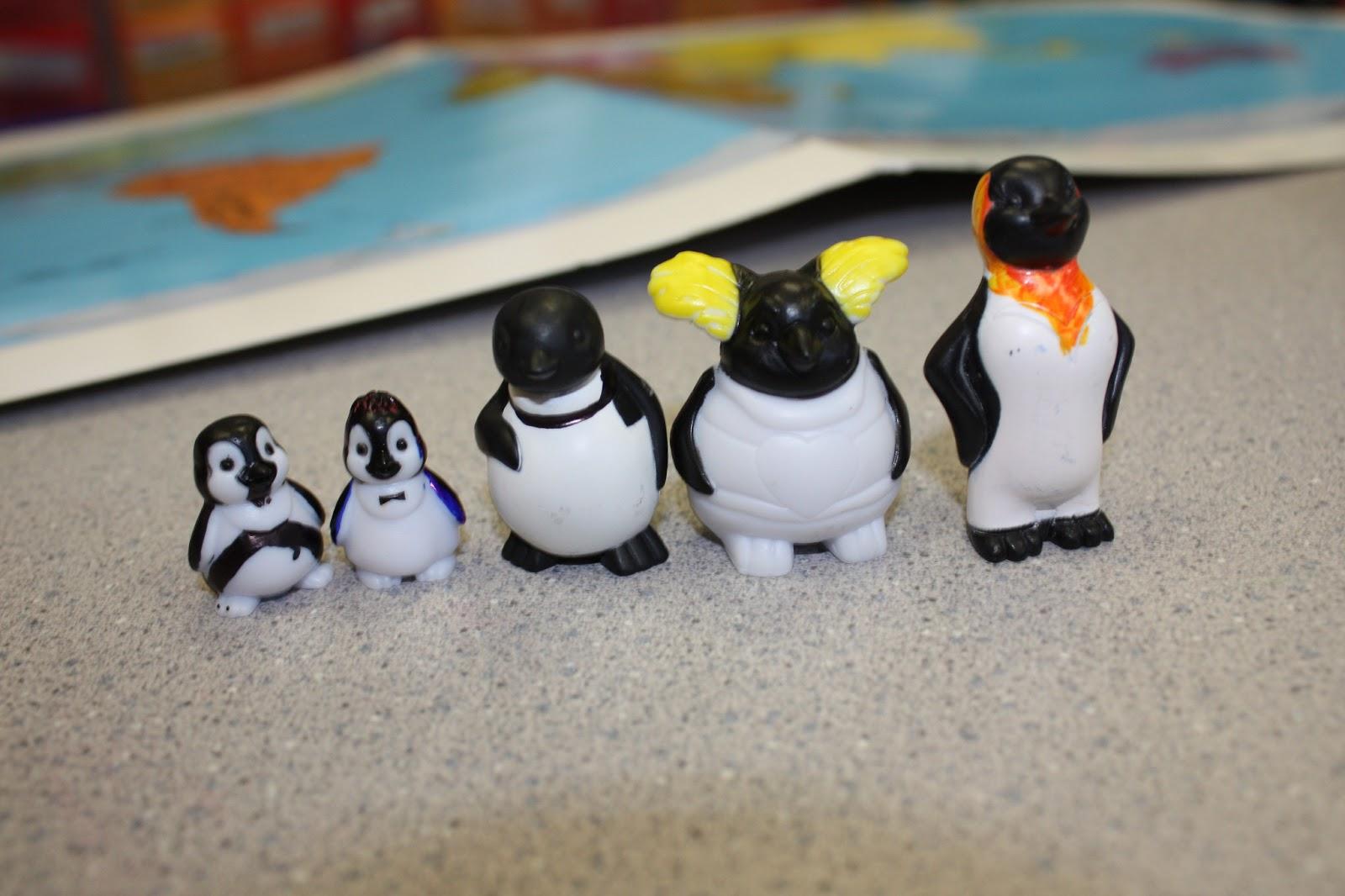 Kindergarten And Kate Spade The Penguin Plunge