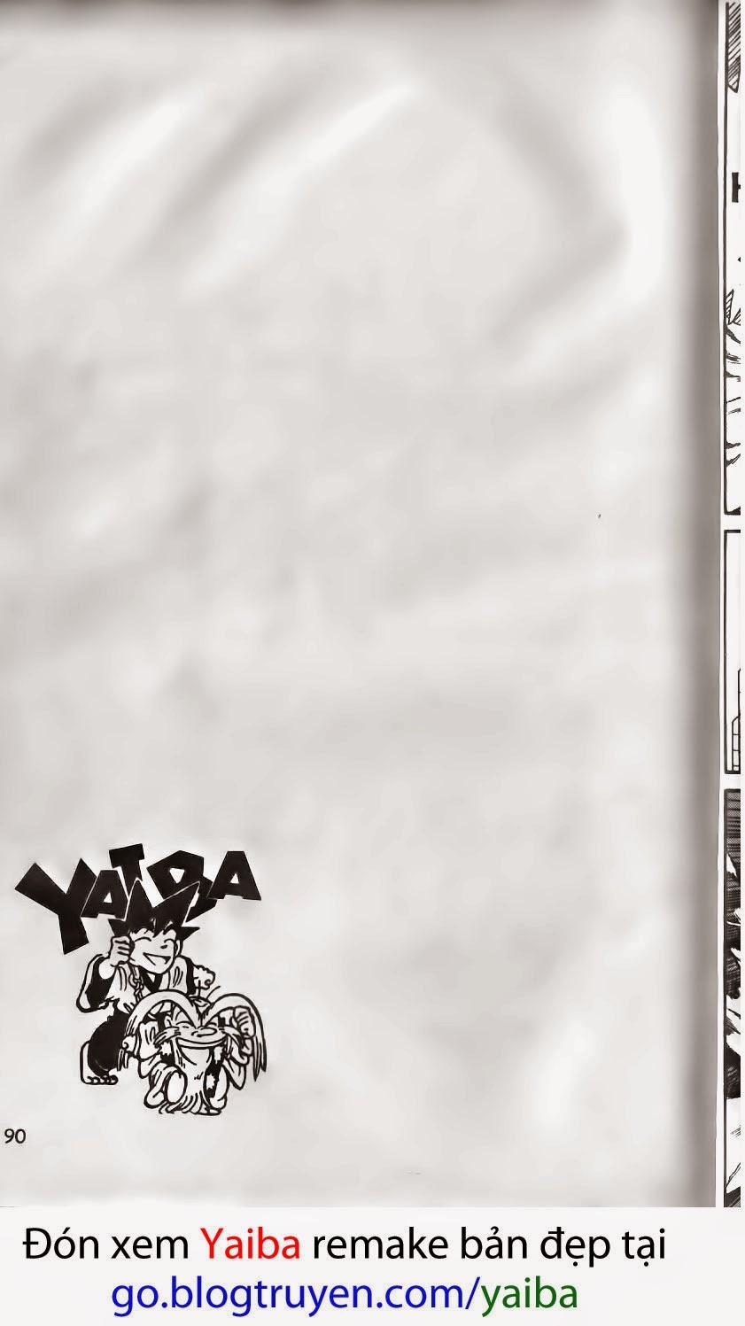 Yaiba chap 138 trang 7