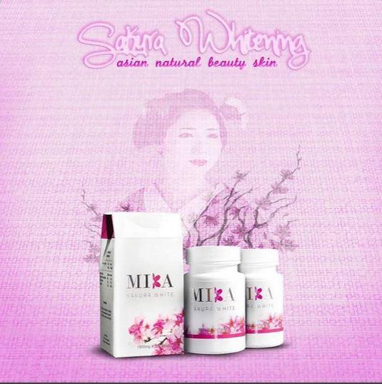 MIKA Sakura White