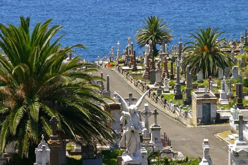 The Waverley Cemetery, The self funded and iconic graveyard in Sydney