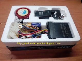 ALARM MOTOR MP SUPER TWO WAY