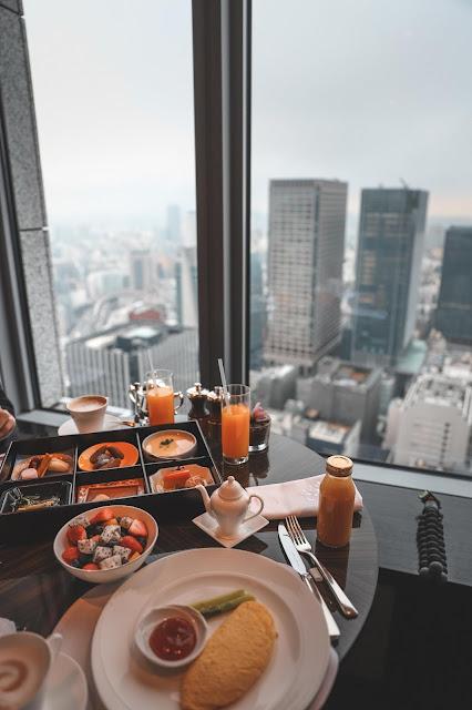 Horizon Club at Shangri-La Tokyo