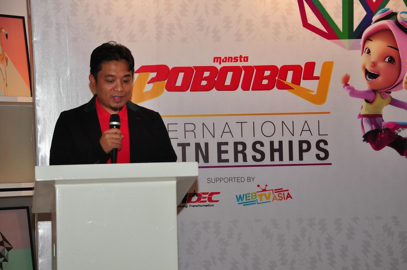 Malaysias u201cboboiboyu201d series goes to china and india markets