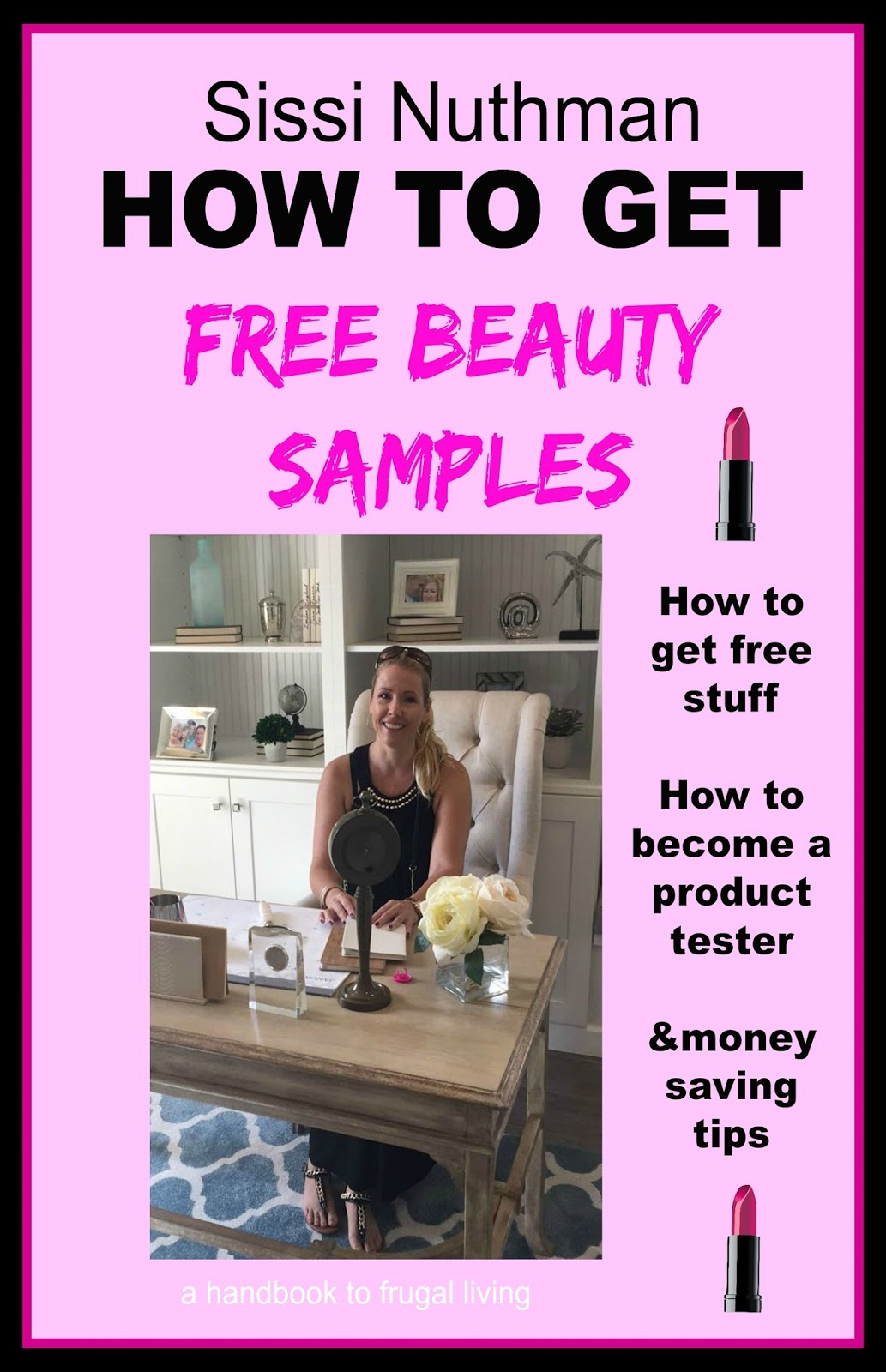 beauty samples    book