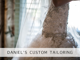 Orange County Custom Tailoring for Weddings