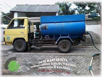 Jasa Tinja dan Sedot WC Tambaksari Surabaya