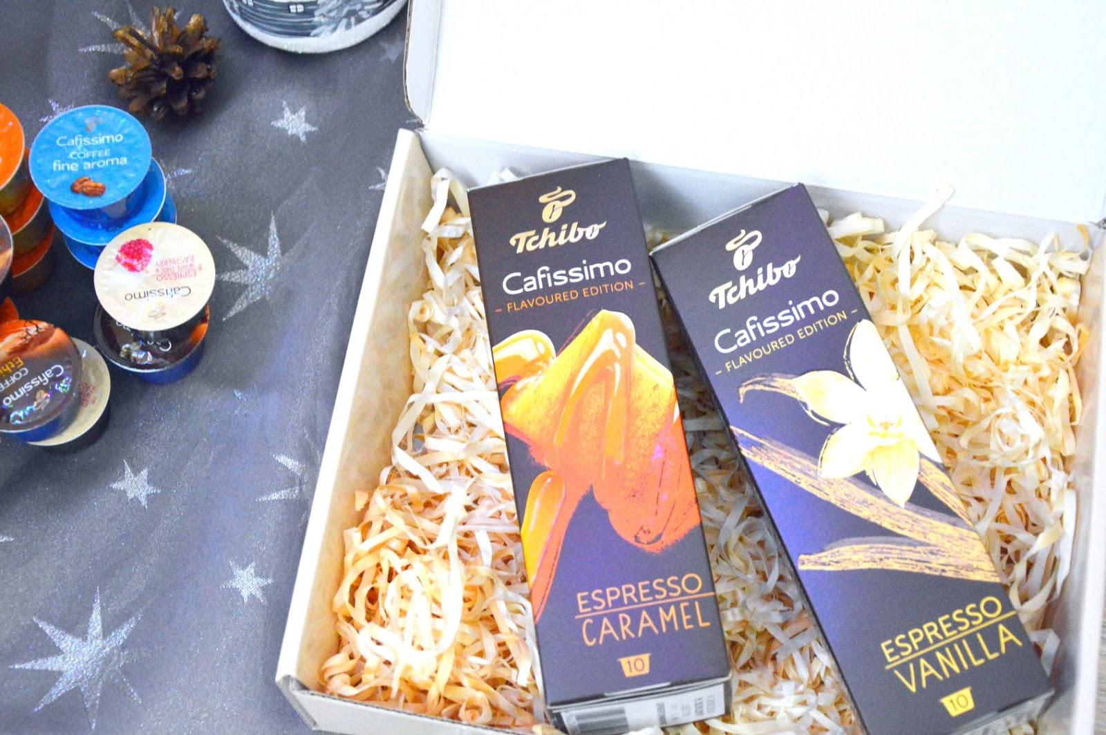 przepis na świąteczną kawę, aromat i smak kawy, tchibo cafissimo