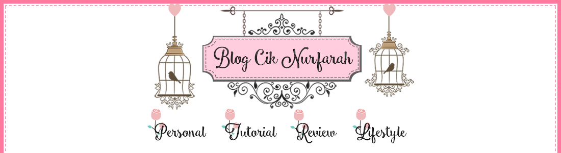 Blog Cik Nurfarah