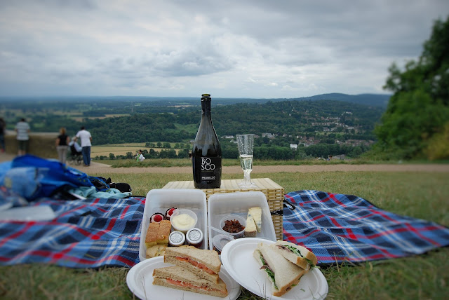 Stay at Box Hill and picnic with Mercure, photo by modern bric a brac