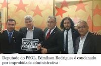 Livro fantasma: Deputado Edmilson Rodrigues(PSOL-PA) é condenado por improbidade administrativa