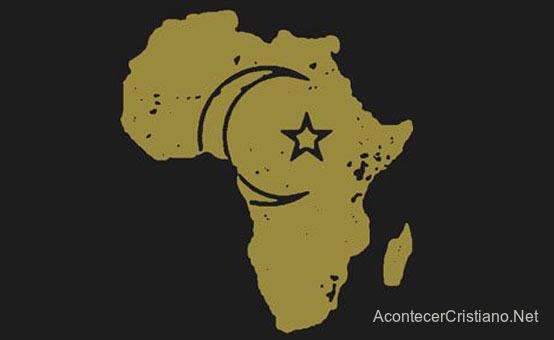 Islamización de África y eliminación de cristianos