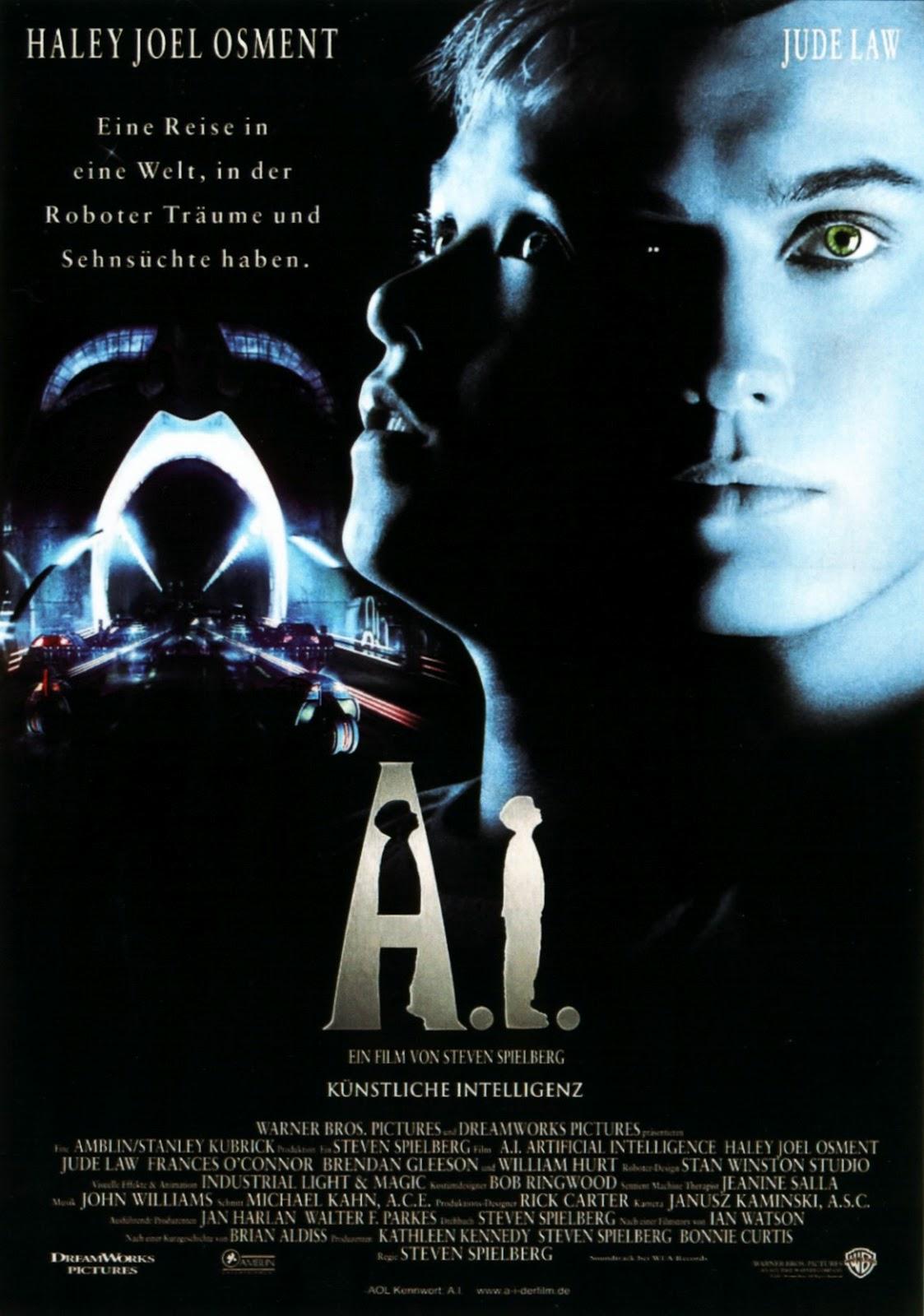 Ai Künstliche Intelligenz Film