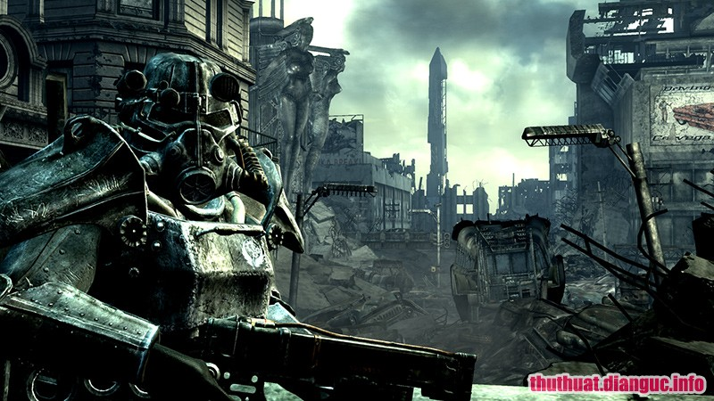 Download Game Fallout 3: Game of the Year Edition Full Cr@ck