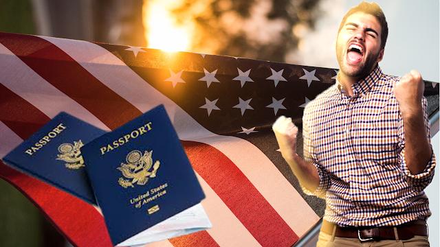 سارع للتسجيل في قرعة الهجرة لأمريكا و تغيير حياتك للأفضل بالطريقة المضمونة و الأسهل