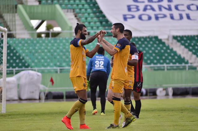 Club Atlético Pantoja, tres puntos más y a semifinales