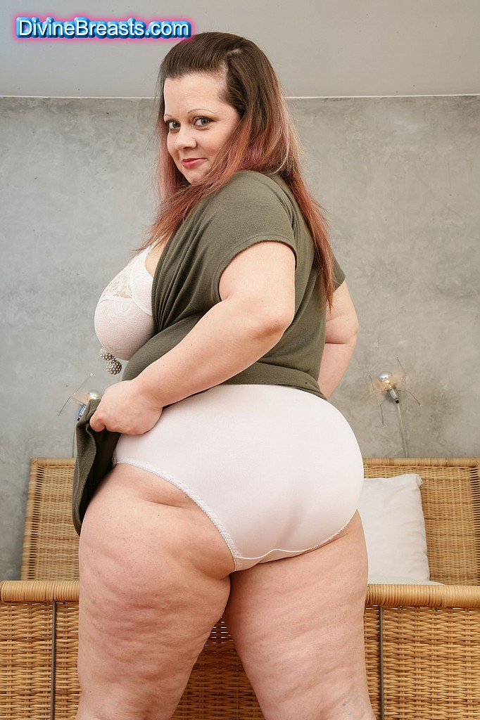 Sexy lace panties bbw