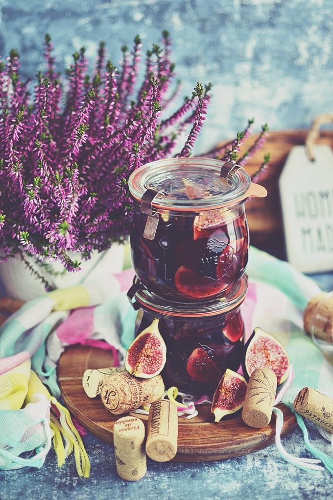 Winne figi o lekko korzennym aromacie