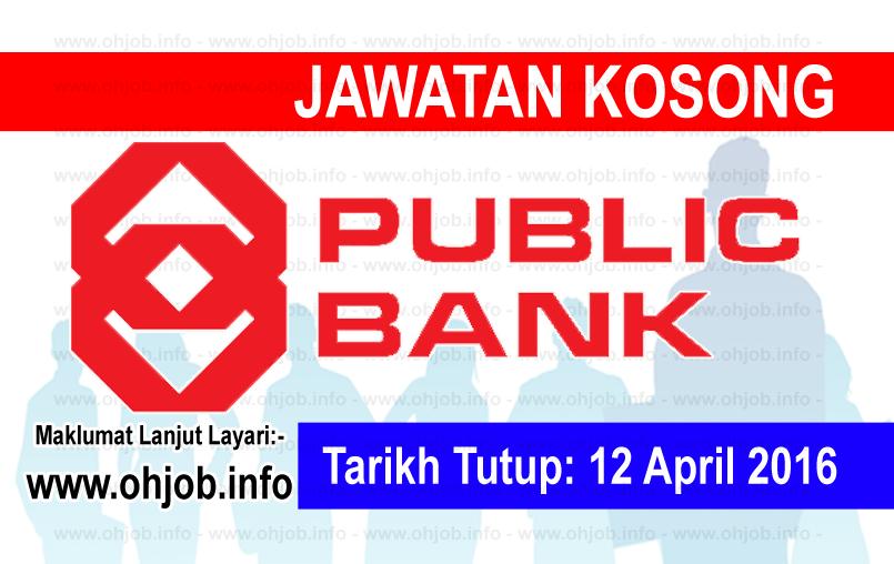 Jawatan Kerja Kosong Public Mutual logo www.ohjob.info april 2016